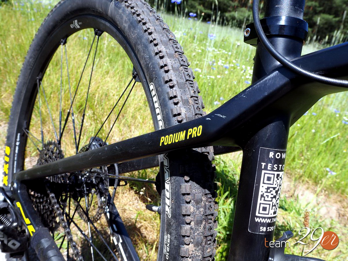 Test Mondraker Podium 275 10